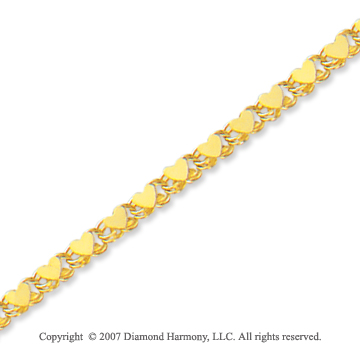 unique fl women anklet diamond ankle bracelets pid heart yellow stylish gold bracelet harmony
