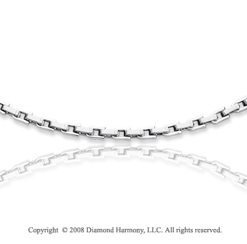 Stainless Steel Stylish Men's Chain